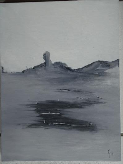 collines grises