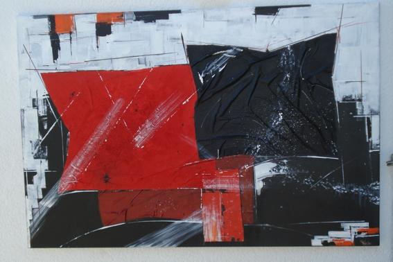 rouge et noir Teitgen J.-Luc