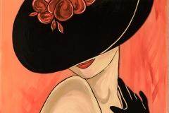 femme au chapeau redim.